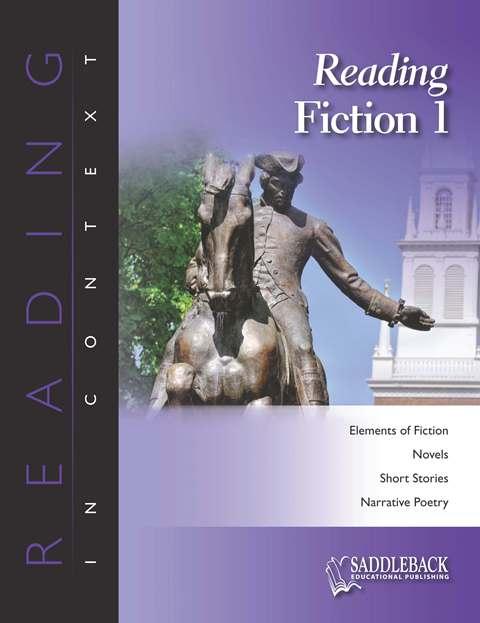 Reading Fiction 1 Enhanced E-Book CD Book