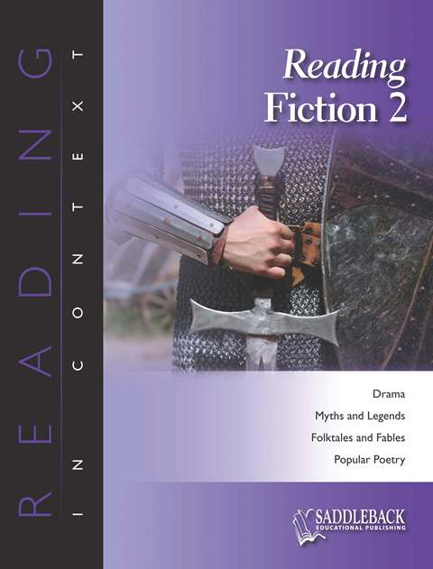 Reading Fiction 2 Enhanced E-Book CD Book