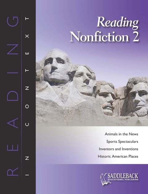 Reading Nonfiction 2 Enhanced E-Book CD Book