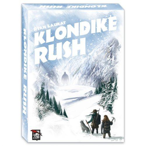 Red Raven Games RVM016 Klondike Rush Board Games