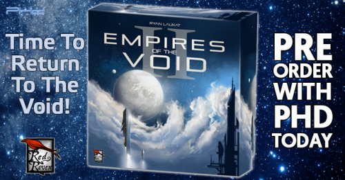 Red Raven Games RVM017 Empires Of The Void Ii