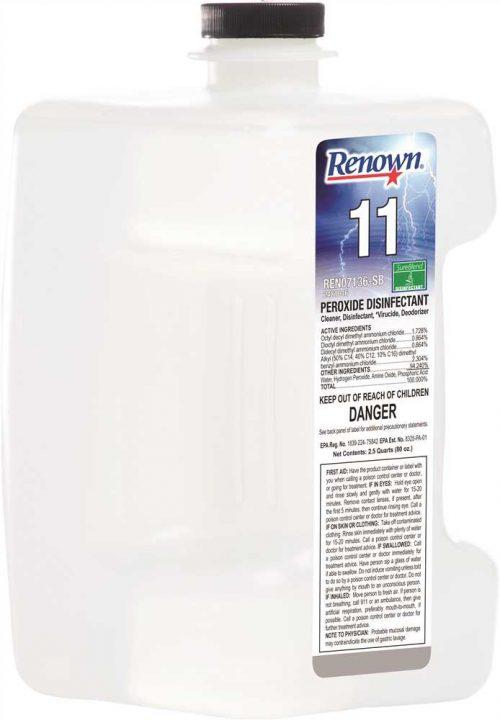 Renown Ren07136-Sb Renown Sureblend Peroxide Disinfectant 80 Oz.