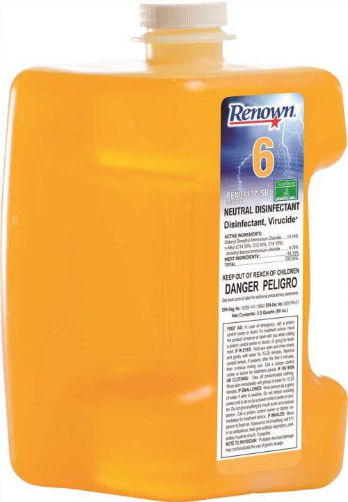 Renown Ren07137-Sb Renown Sureblend Neutral Disinfectant 80 Oz.