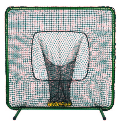 Replacement Net for the 7' Batting Practice Screen from ATEC