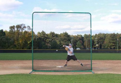 Replacement Net (for use with ProMounds Premium Series Protective 10' x 10' Field Screen)