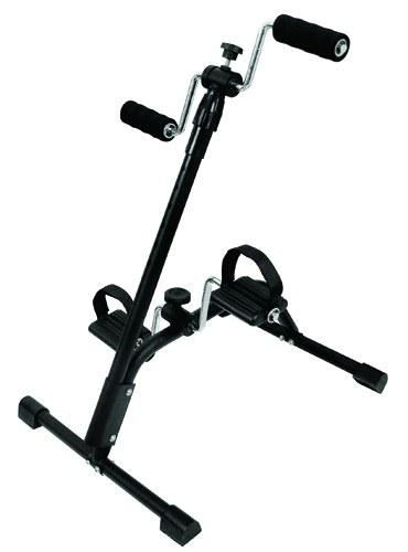 Resistive Pedal Exerciser w/Hand Pedal