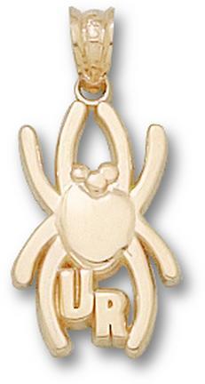 """Richmond Spiders """"UR Spider"""" Pendant - 10KT Gold Jewelry"""