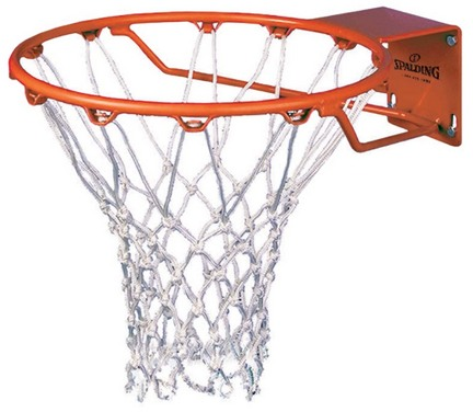 Roughneck Gorilla Fixed Basketball Goal from Spalding