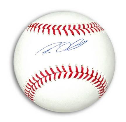 Roy Oswalt Autographed MLB Baseball