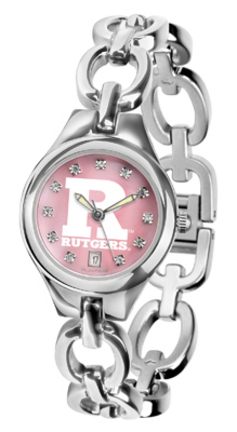 Rutgers Scarlet Knights Eclipse Ladies Watch with Mother of Pearl Dial