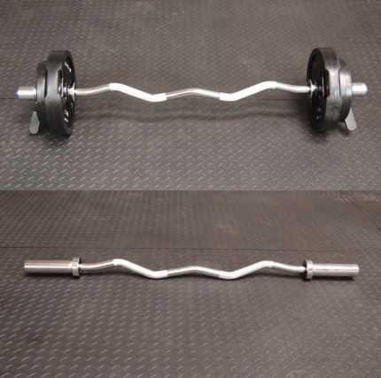 SBF OCB 5 ft. Heavy Duty Olympic Curl Bar