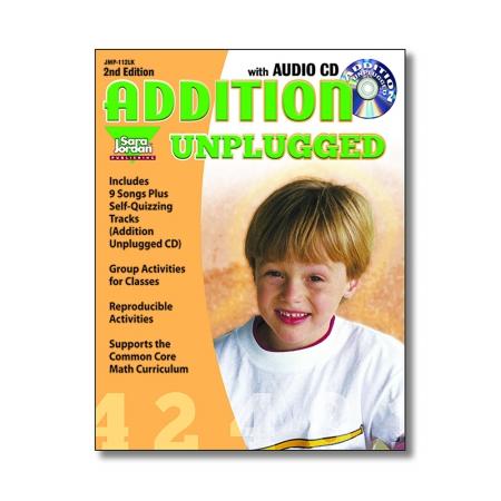 Sara Jordan Publishing JMP112LK Addition Unplugged English
