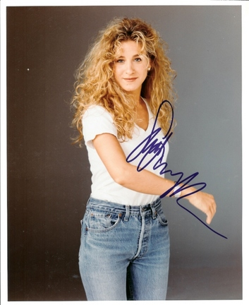"Sarah Jessica Parker Autographed 8"" x 10"" Photograph ""Sex and the City""(Unframed)"
