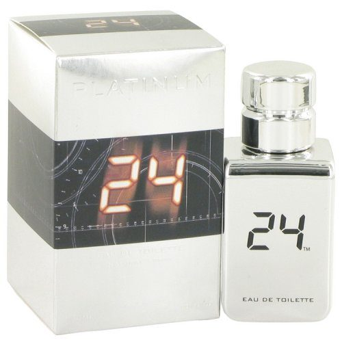 Scentstory 518180 24 Platinum The Fragrance Eau De Toilette Spray 1 oz