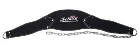 Schiek B5008 Black Power Dip Belt