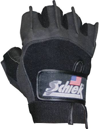 Schiek H-715XS Premium Gel Lifting Gloves Extra Small