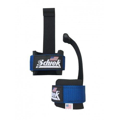 Schiek S-1000DLS-RL Dowel Lifting Straps Blue