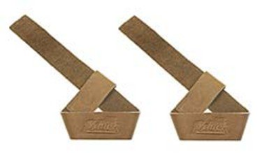 Schiek Sport 1000LLS Leather Lifting Straps