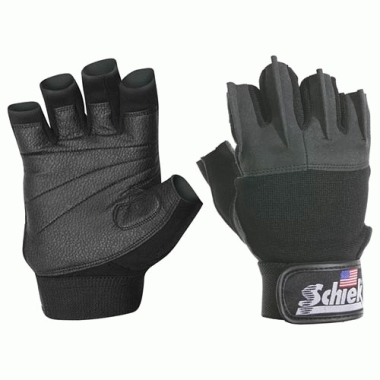 Schiek Sport 530-M Platinum Gel Lifting Glove Medium