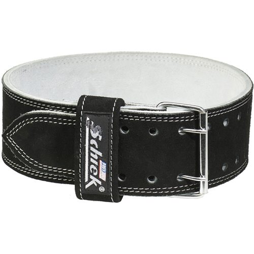 Schiek Sport L6010-L Leather Competition Power Lifting Belt Large