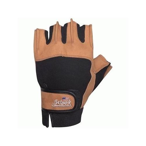 Schiek Sports H-415XS Power Gel Lifting Gloves - XS