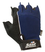 Schiek Sports H-510L Unisex Gel Cross Training & Fitness Gloves - Large