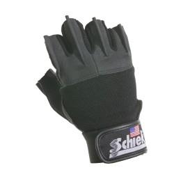 Schiek Sports H-520S Womens Gel Lifting Gloves - S