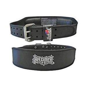 Schiek Sports S-J2014XXL 4 in. Black Leather Jay Cutler Signature Belt-XXL