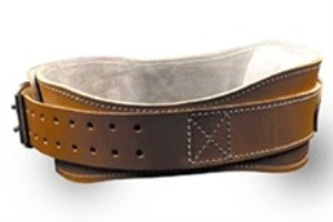 Schiek Sports S-L2006XXXL 6 in. Original Leather Belt - XXXL