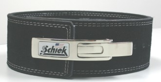 Schiek Sports S-L7010XXL Lever Competition Power Lifting Belt 10cm - XXL
