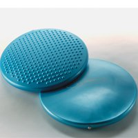 Seating Disc 15 in. - Iridescent Blue - Poly Bag