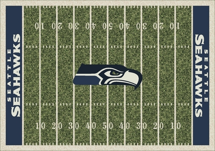 "Seattle Seahawks 3' 10"" x 5' 4"" Home Field Area Rug"