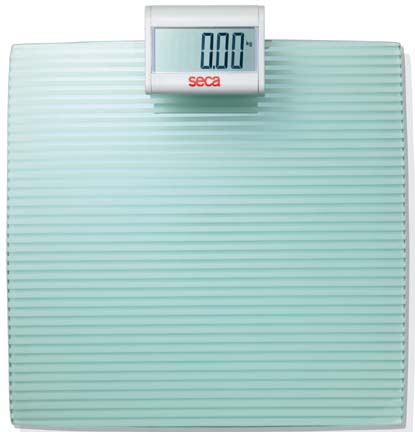 Seca 817 Marina Flat Floor Scale with Grooved Glass Plate Platform