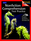 Shell Education Nonfiction Comprehension Test Practice Grade 2