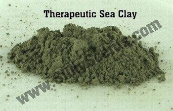 Silky Scents Sea- Clay-16oz Sea Facial Clay