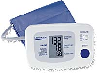 Small Quick Response Blood Pressure Monitor (Automatic Inflation)
