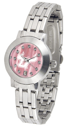 South Florida Bulls Dynasty Ladies Watch with Mother of Pearl Dial