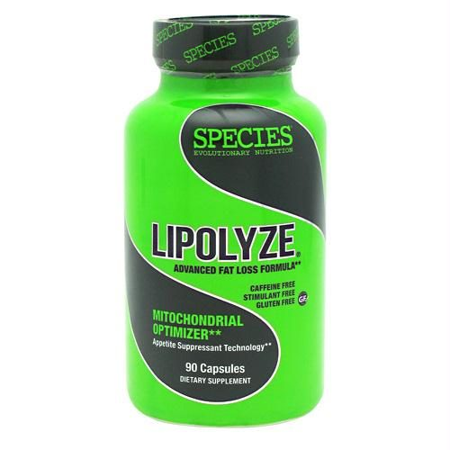Species Nutrition 8330021 Lipolyze 90 Capsules
