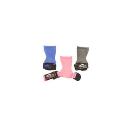 Spinto USA 9160034 Leather Lifting Grip Pink