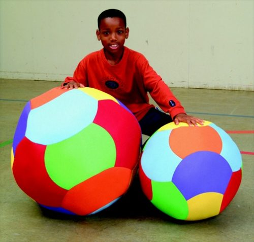 Sportime 023802 Ball Inflatable Giant Nylyte Ball 24 In.