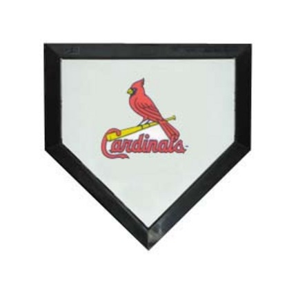 St. Louis Cardinals Licensed Authentic Pro Home Plate from Schutt