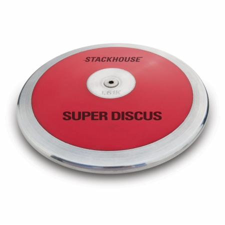 Stackhouse T62 Red Super Discus Low Spin - 1 kilo Womens