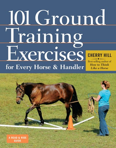 Storey 101 Ground Training Exercises for Every Horse & Handler Book