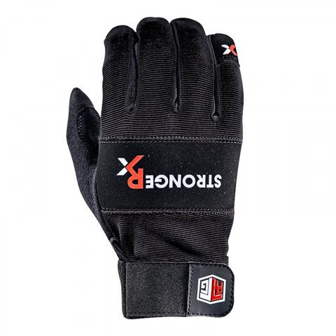StrongerRX UGlRtgBKXS RTG WOD Fitness Gloves Black - Extra Small