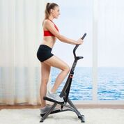 Sunny Health & Fitness SF-1115 Folding Climbing Stepper Step Machine