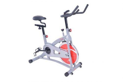 Sunny Health & Fitness SF-B1421B Belt Drive Indoor Cycling Bike