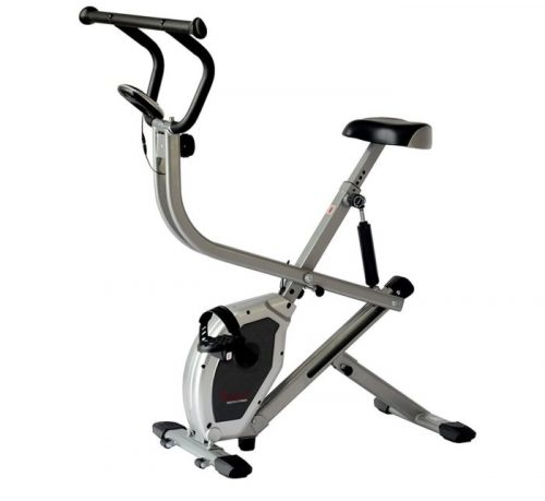 Sunny Health & Fitness SF-B2620 Dual Action Rider Bike