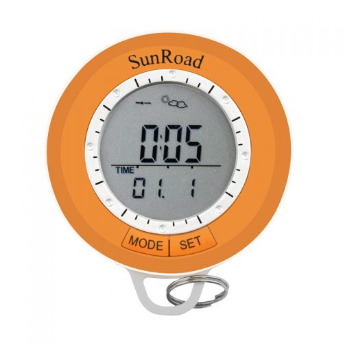 Sunroad SR108S Outdoor Hiking Computer Waterproof Weather Forecast