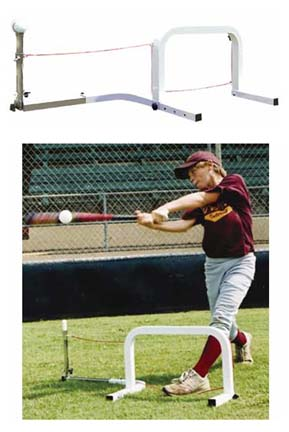 Swing Buster Pro-Model Hands Back Hitter Training Aid