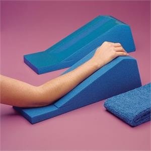 TIDI CFI Products NC94136 Foam & Vinyl Arm Supports - Blue